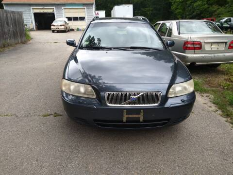 2005 Volvo V70 for sale at Maple Street Auto Sales in Bellingham MA