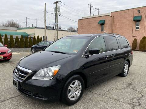 2007 Honda Odyssey for sale at Bluesky Auto in Bound Brook NJ