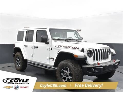 2018 Jeep Wrangler Unlimited for sale at COYLE GM - COYLE NISSAN - New Inventory in Clarksville IN