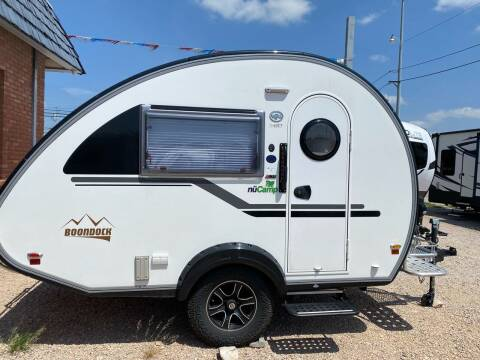 2021 NUCAMP T@B 320 S BOONDOCK for sale at ROGERS RV in Burnet TX