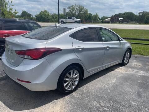 2014 Hyundai Elantra for sale at Bam Auto Sales in Azle TX