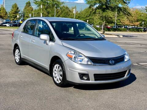 2010 Nissan Versa for sale at Supreme Auto Sales in Chesapeake VA