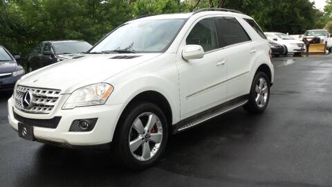 2010 Mercedes-Benz M-Class for sale at JBR Auto Sales in Albany NY