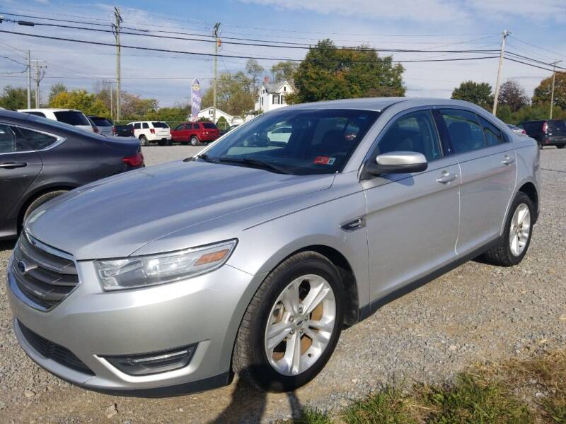 2014 Ford Taurus for sale at Cascade Used Auto Sales in Martinsburg WV