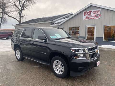 2020 Chevrolet Tahoe for sale at B & B Auto Sales in Brookings SD