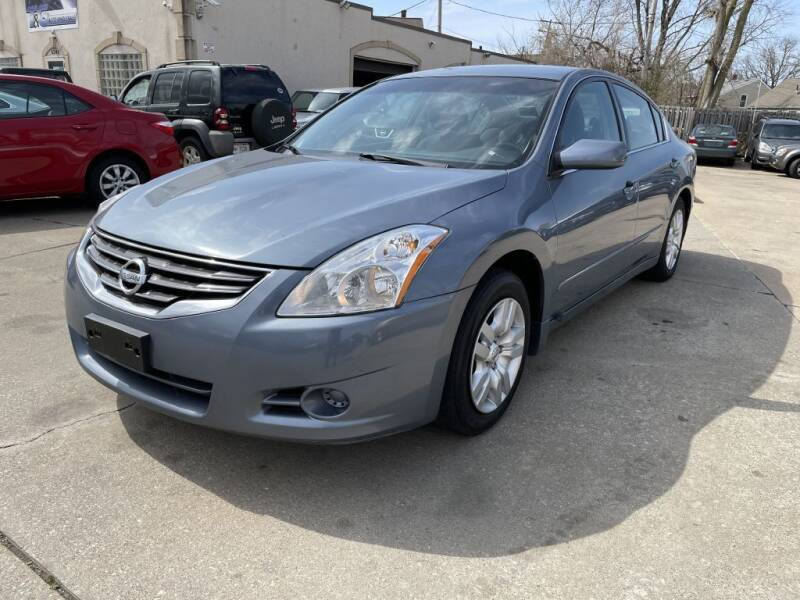 2010 Nissan Altima for sale at T & G / Auto4wholesale in Parma OH