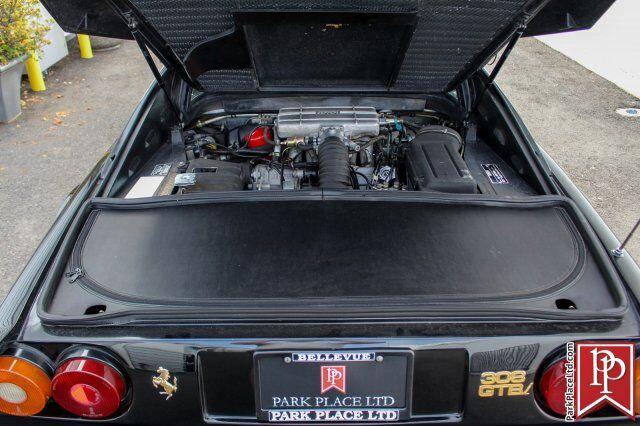 1981 Ferrari 308GTBi 25