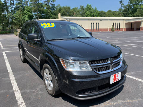 2017 Dodge Journey for sale at B & M Car Co in Conroe TX