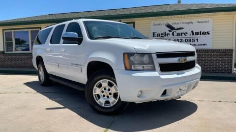 2009 Chevrolet Suburban for sale at Eagle Care Autos in Mcpherson KS