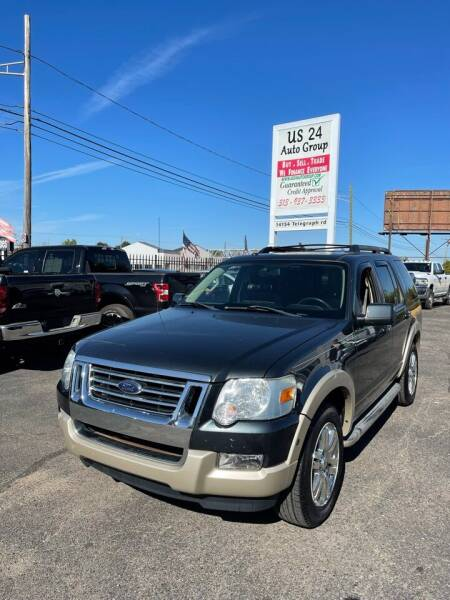 2009 Ford Explorer for sale at US 24 Auto Group in Redford MI