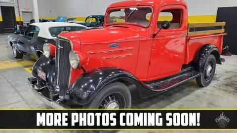 1936 Chevrolet C/K 20 Series for sale at UNIQUE SPECIALTY & CLASSICS in Mankato MN