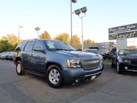 2008 Chevrolet Tahoe for sale at Save Auto Sales in Sacramento CA