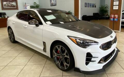2020 Kia Stinger for sale at Adams Auto Group Inc. in Charlotte NC