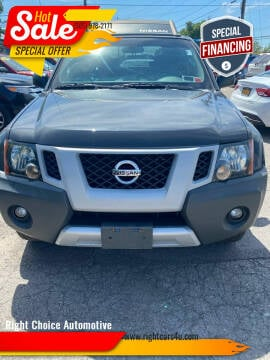2009 Nissan Xterra for sale at Right Choice Automotive in Rochester NY
