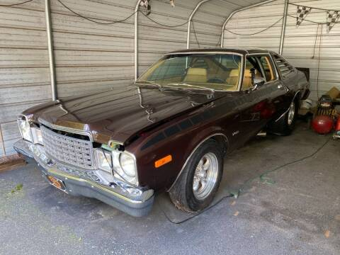 1979 Plymouth Duster for sale at CARuso Classic Cars in Tampa FL