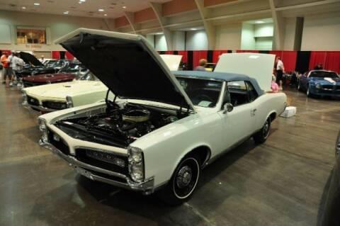 1967 Pontiac GTO for sale at Classic Car Deals in Cadillac MI