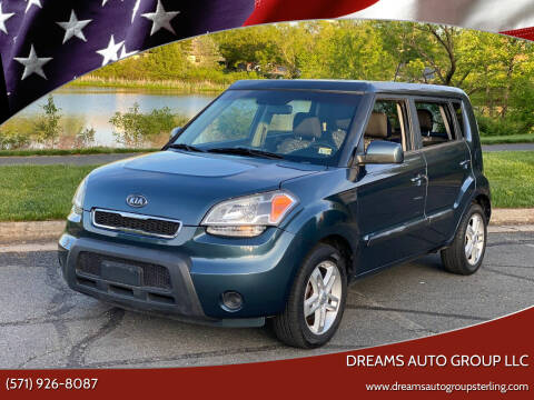 2011 Kia Soul for sale at Dreams Auto Group LLC in Sterling VA