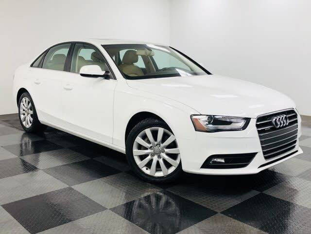 2012 Audi A4 for sale at WDAS in Lennox CA