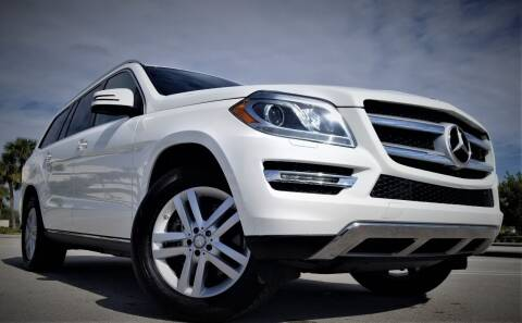 2015 Mercedes-Benz GL-Class for sale at Progressive Motors in Pompano Beach FL