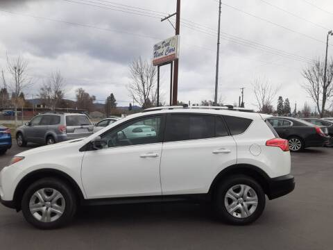2014 Toyota RAV4 for sale at New Deal Used Cars in Spokane Valley WA