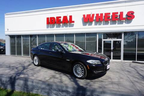 2013 BMW 5 Series for sale at Ideal Wheels in Sioux City IA