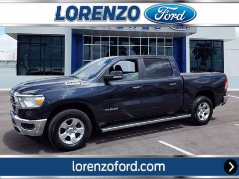 2019 RAM Ram Pickup 1500 for sale at Lorenzo Ford in Homestead FL