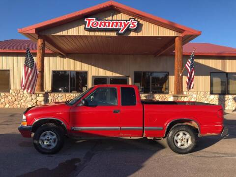 2000 Chevrolet S-10 for sale at Tommy's Car Lot in Chadron NE