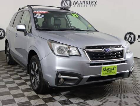 2017 Subaru Forester for sale at Markley Motors in Fort Collins CO