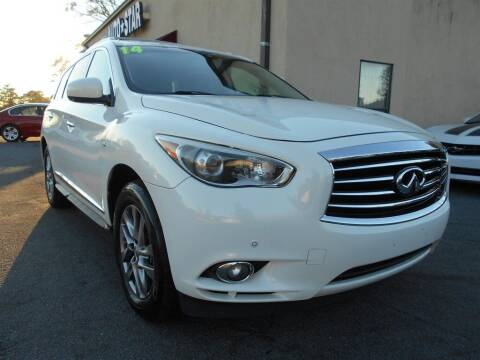 2014 Infiniti QX60 for sale at AutoStar Norcross in Norcross GA