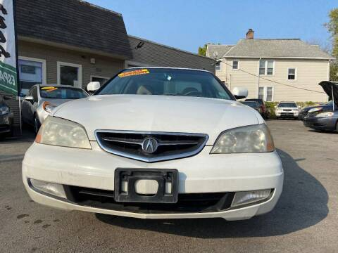 2001 Acura CL for sale at Global Auto Finance & Lease INC in Maywood IL