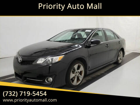 2014 Toyota Camry for sale at Priority Auto Mall in Lakewood NJ
