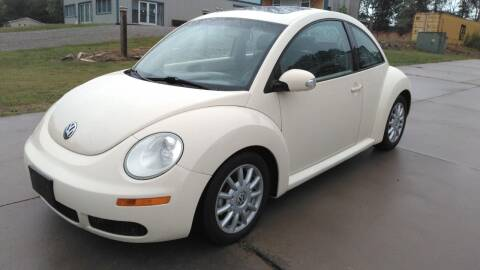 2006 Volkswagen New Beetle for sale at Lister Motorsports in Troutman NC