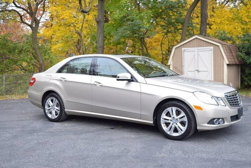 2010 Mercedes-Benz E-Class AWD E 350 Luxury 4MATIC 4dr Sedan - Columbus OH