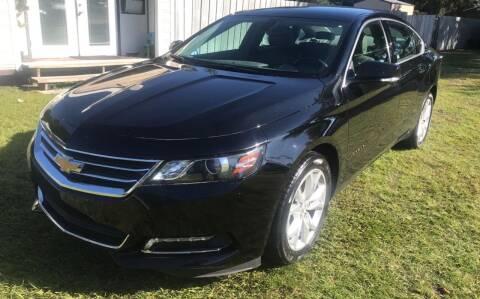 2018 Chevrolet Impala for sale at MISSION AUTOMOTIVE ENTERPRISES in Plant City FL