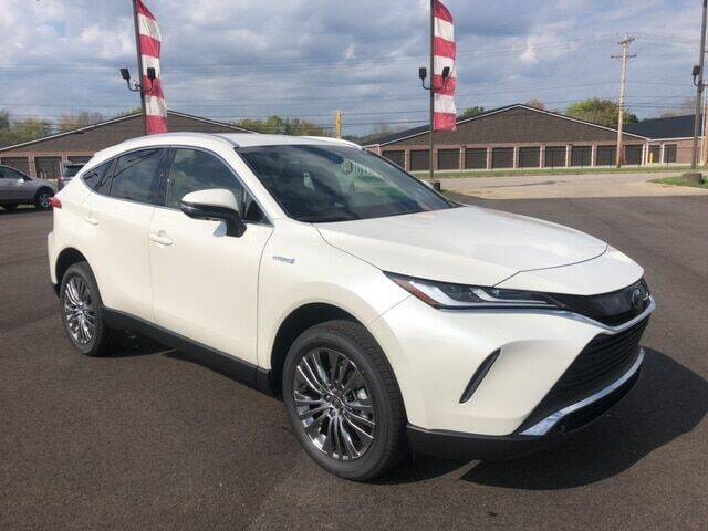 2021 Toyota Venza for sale in Marietta, OH