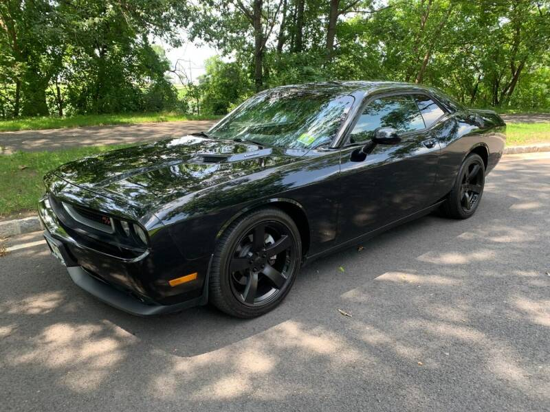 2012 Dodge Challenger for sale at Crazy Cars Auto Sale in Jersey City NJ