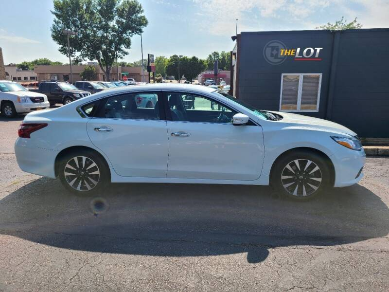 2018 Nissan Altima for sale at THE LOT in Sioux Falls SD