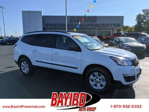 2016 Chevrolet Traverse for sale at Bayird Truck Center in Paragould AR