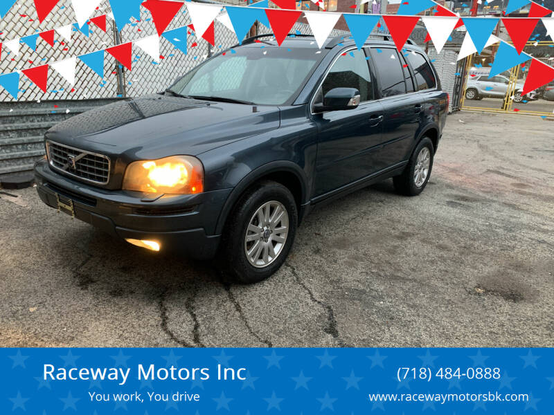 2008 Volvo XC90 for sale at Raceway Motors Inc in Brooklyn NY