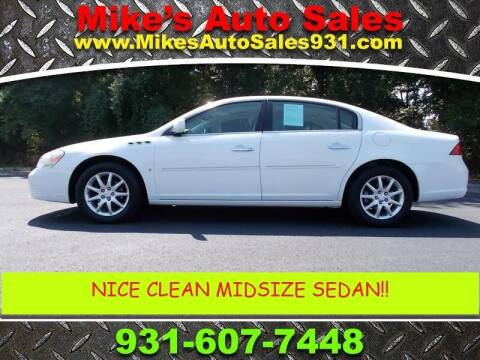 2008 Buick Lucerne for sale at Mike's Auto Sales in Shelbyville TN