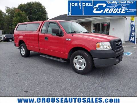 2005 Ford F-150 for sale at Joe and Paul Crouse Inc. in Columbia PA