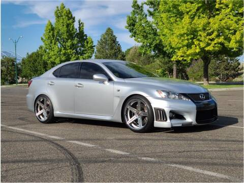 2010 Lexus IS F for sale at Elite 1 Auto Sales in Kennewick WA