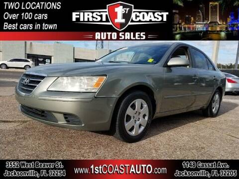 2009 Hyundai Sonata for sale at 1st Coast Auto -Cassat Avenue in Jacksonville FL