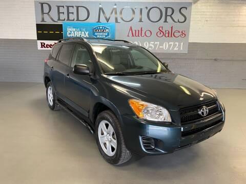 2012 Toyota RAV4 for sale at REED MOTORS LLC in Phoenix AZ
