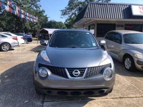 2013 Nissan JUKE for sale at Mouret Motors in Scott LA