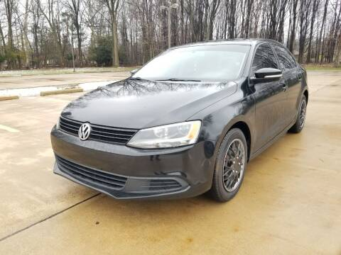 2011 Volkswagen Jetta for sale at Lease Car Sales 3 in Warrensville Heights OH