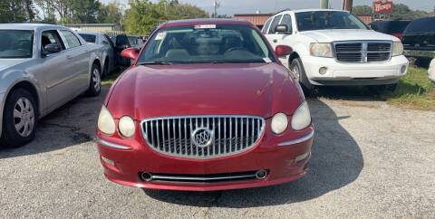 2008 Buick LaCrosse for sale at Auto Mart in North Charleston SC