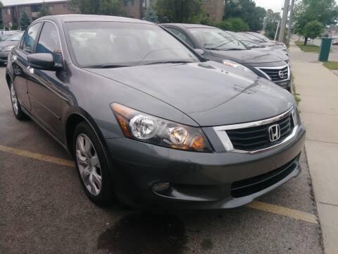 2008 Honda Accord for sale at European Auto Sales in Bridgeview IL