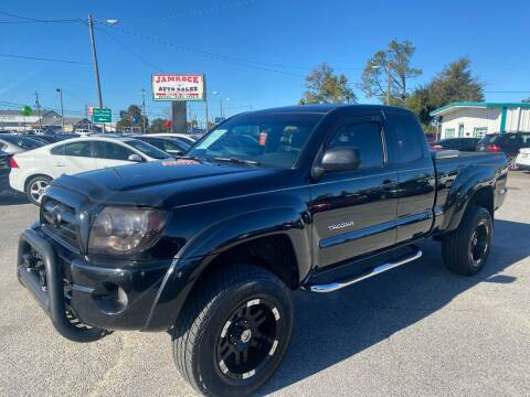 2008 Toyota Tacoma for sale at Jamrock Auto Sales of Panama City in Panama City FL