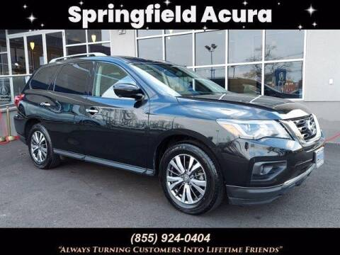 2018 Nissan Pathfinder for sale at SPRINGFIELD ACURA in Springfield NJ